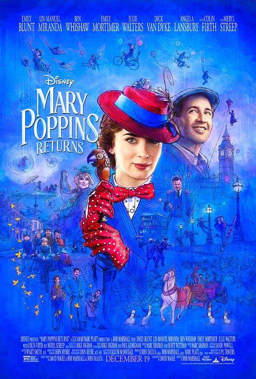 Supercalifragilistic Ny Quot Mary Poppins Kommer Tillbaka
